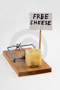 """FREE"" cheese"